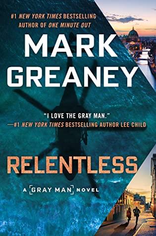Relentless (Gray Man #10)