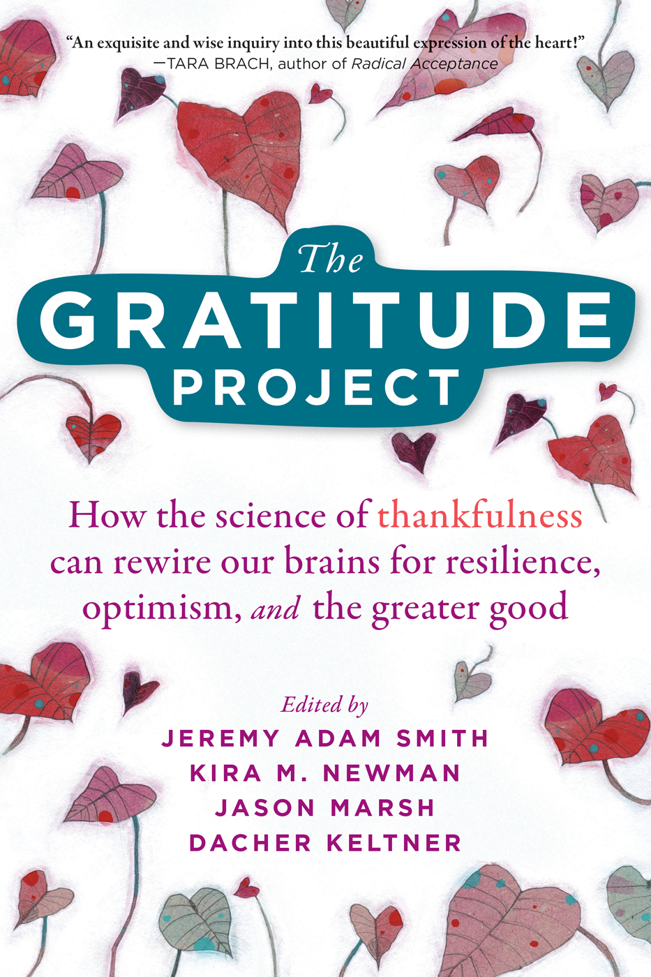 The Gratitude Project by Jeremy Adam Smith