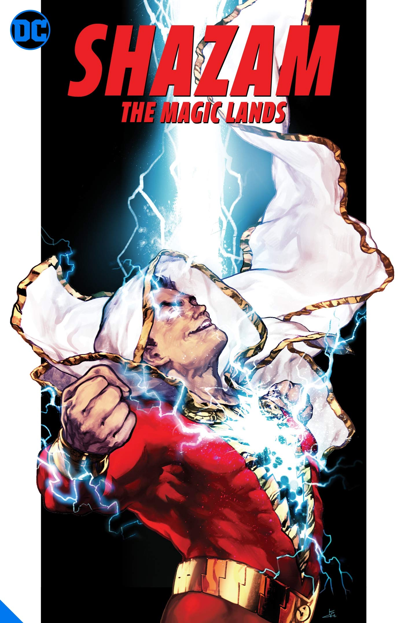 Shazam and the Seven Magic Lands by Geoff Johns