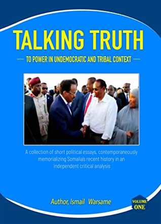 Talking Truth to Power in Undemocratic and Tribal Context: Articles of Impeachment (Volume Book 1)