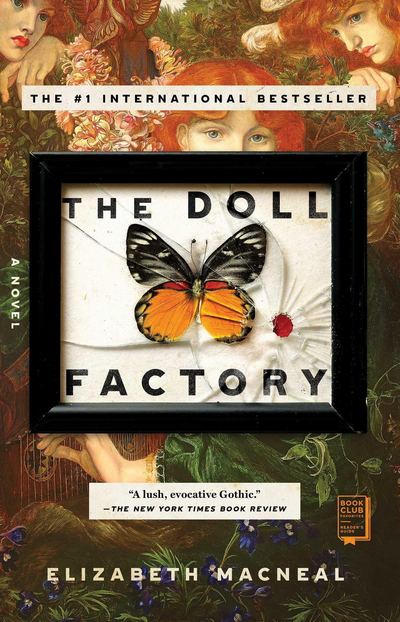 The Doll FactorybyElizabeth Macneal
