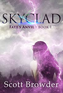 Skyclad (Fate's Anvil, #1)