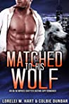 Matched to His Wolf (The Dates of Our Lives, #1)