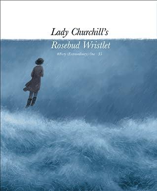 Lady Churchill's Rosebud Wristlet No. 41