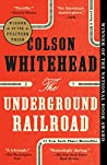 Book cover for The Underground Railroad