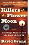 Book cover for Killers of the Flower Moon: The Osage Murders and the Birth of the FBI