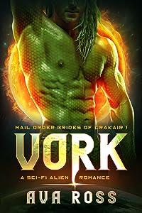 Vork (Mail-Order Brides of Crakair, #1)