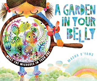 A Garden in Your Belly cover art with link to Goodreads description