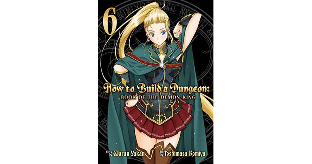 Buy TPB-Manga - How to Build a Dungeon Book of the Demon