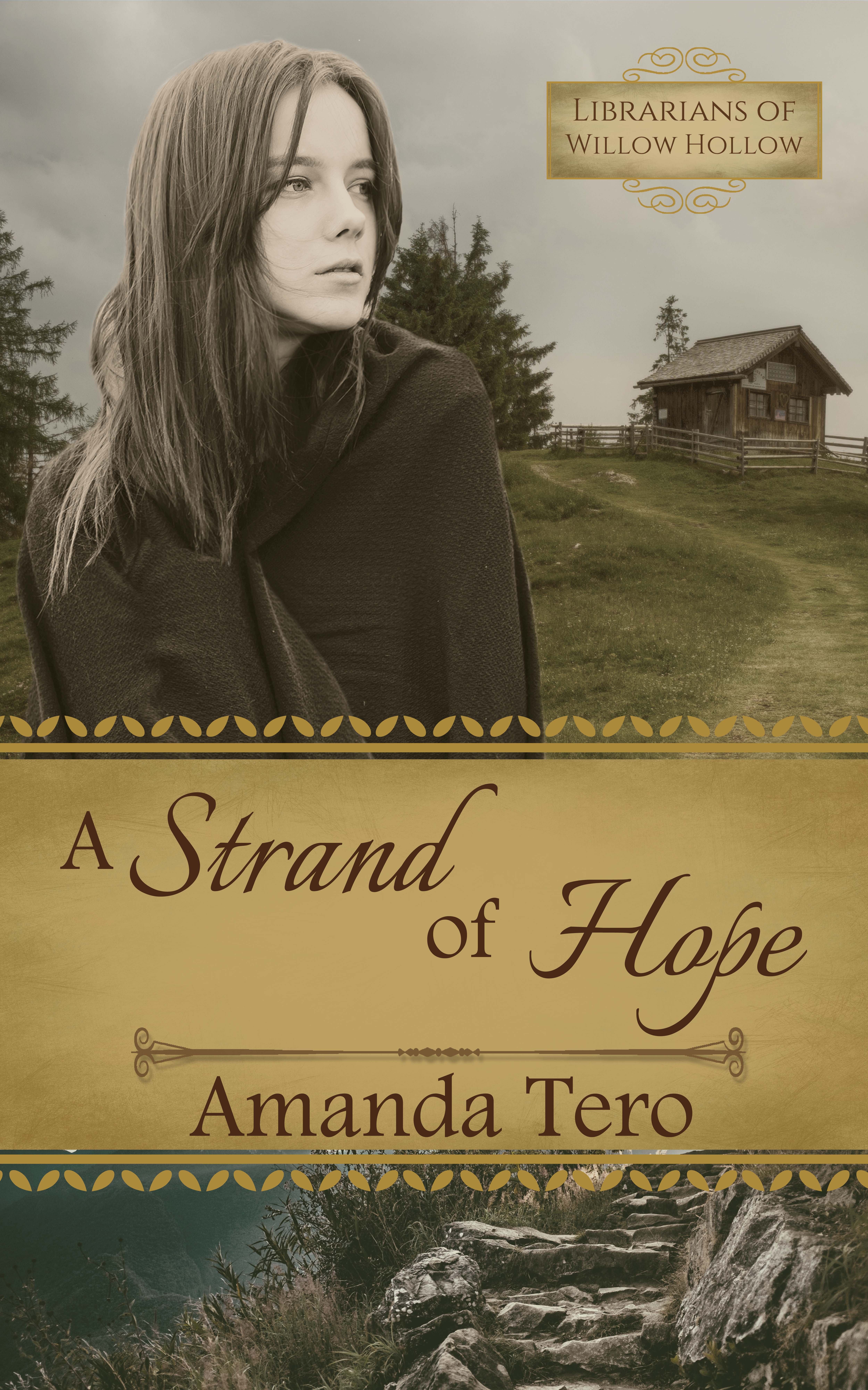 A Strand of Hope (Librarians of Willow Hollow)