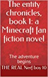 The entity chronicles, book 1: a Minecraft fan fiction novel: The adventure begins
