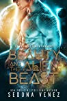 Beauty and the Alien Beast (Galaxy Alien Warriors #1)