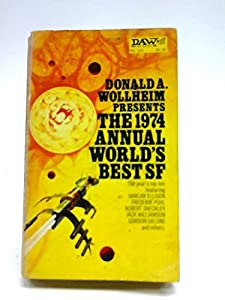 the 1974 Annual World's Best Science Fiction