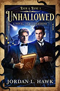 Unhallowed (Rath and Rune, #1)