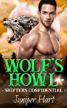 Wolf's Howl (Shifters Confidential #1)