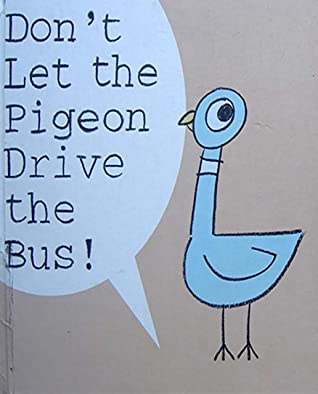 Don't let the pigeon drive the bus: children's books ages 4-12 Suitable for children's growth
