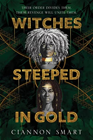 Top 2021 Releases: Witches Steeped in Gold by Ciannon Smart