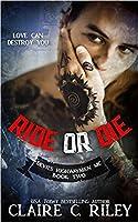 Ride or Die #2: Devil's Highwaymen MC