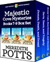 Majestic Cove Mysteries Books 7-9 Box Set