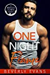 One Night Flame (A Briggs Town Series Book 1)