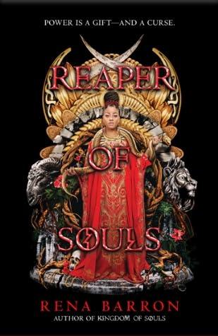 Reaper of Souls (Kingdom of Souls, #2)