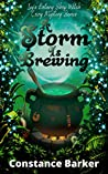 A Storm is Brewing (Ivy's Botany Shop #3)