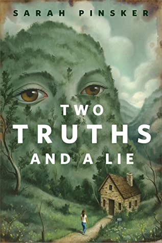 Two Truths and a Lie by Sarah Pinsker