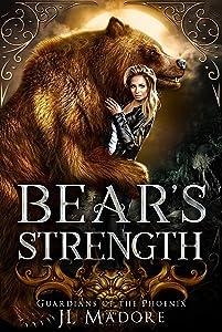 Bear's Strength (Guardians of the Phoenix, #3)