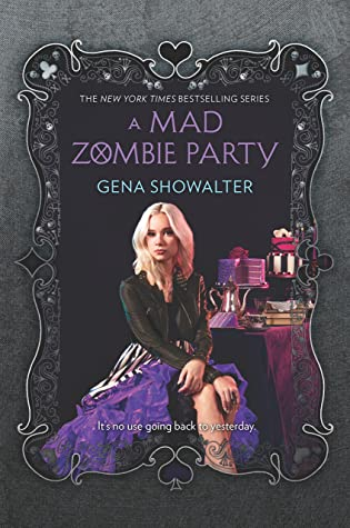 A Mad Zombie Party (White Rabbit Chronicles, #4)