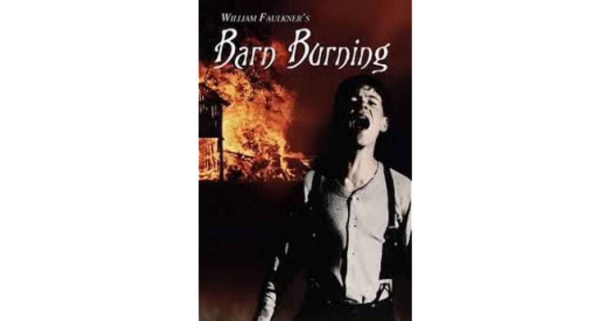 Barn Burning by William Faulkner