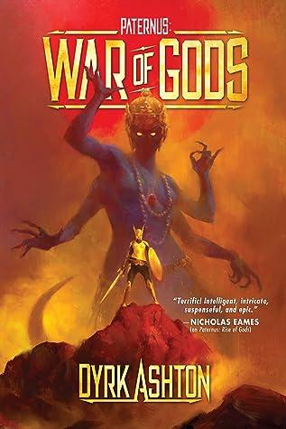 Paternus: War of Gods (The Paternus Trilogy, #3)