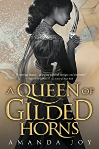 A ​Queen of Gilded Horns (A River of Royal Blood, #2)