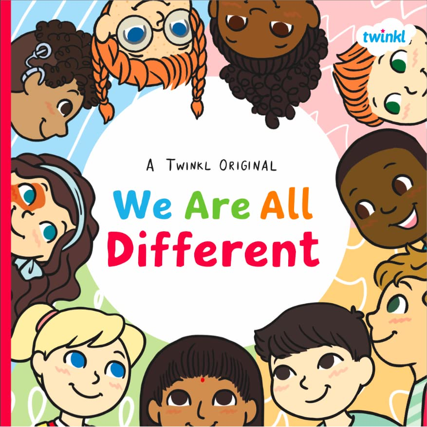 We Are All Different by Twinkl