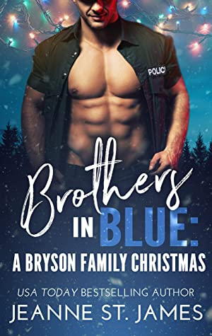 Brothers in Blue: A Bryson Family Christmas