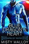Blue Dragon's Heart (Dragons of Xanthara, #3)