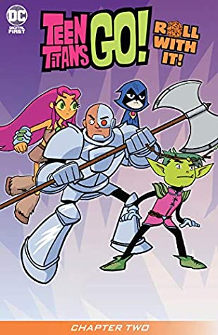 Teen Titans Go! Roll With It! (2020-) #2