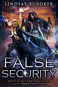 False Security (Death Before Dragons #5)