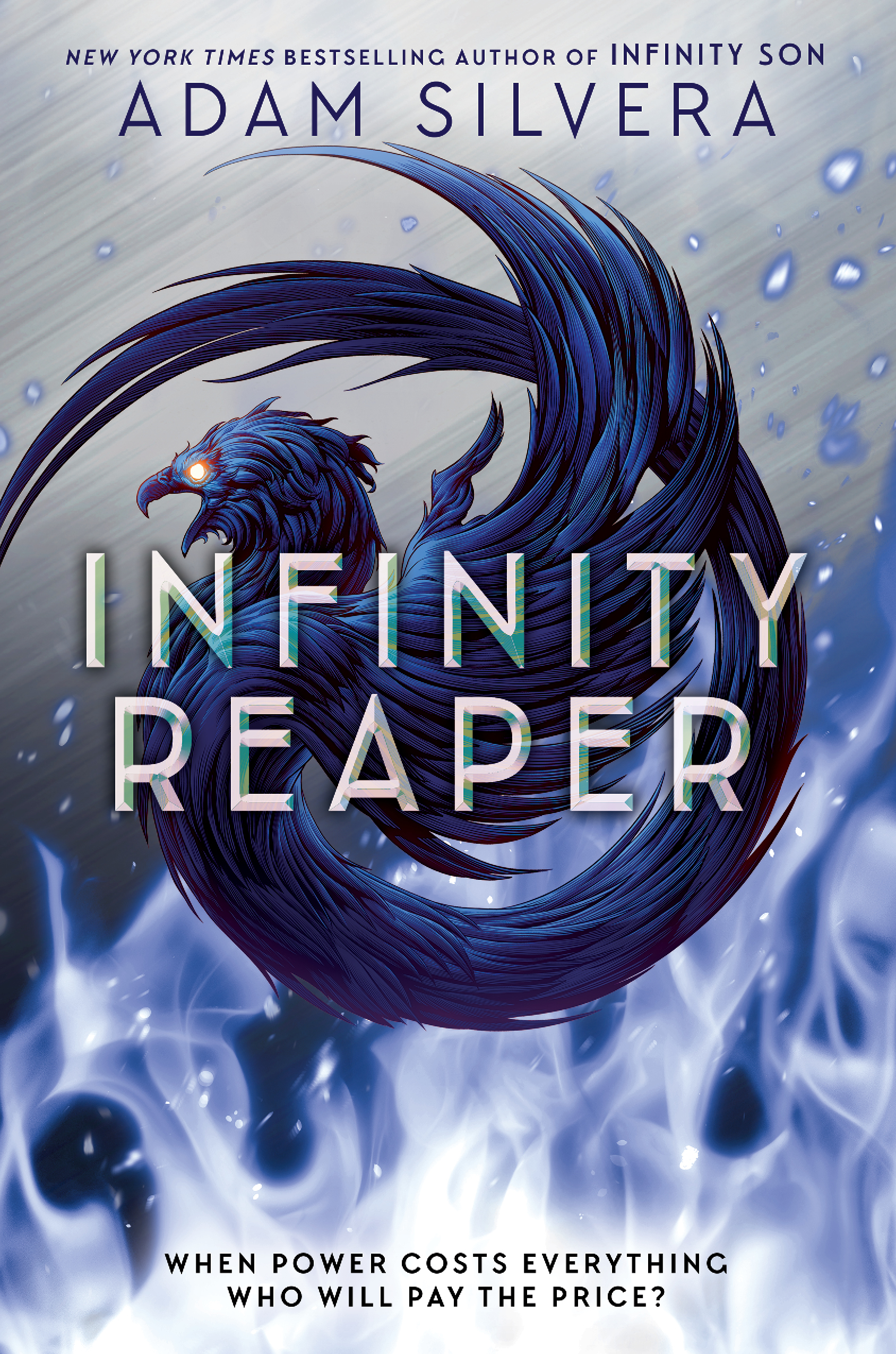 Infinity Reaper (Infinity Cycle, #2)