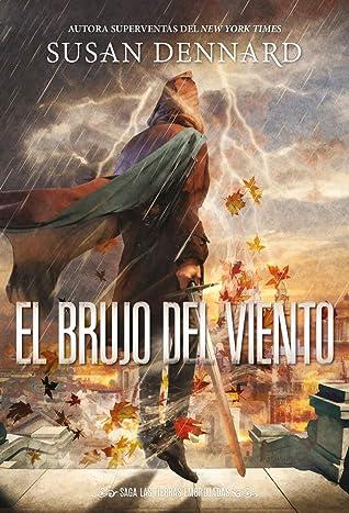 El brujo del viento (Las tierras embrujadas, #2)