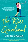 Book cover for The Kiss Quotient (The Kiss Quotient #1)
