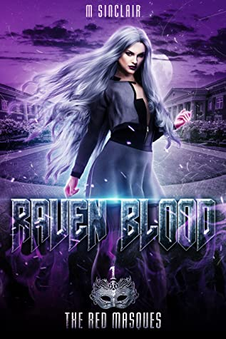 Raven Blood (The Red Masques, #1)