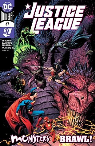 Justice League (2018-) #47 by Scott Snyder