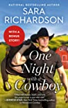 One Night with a Cowboy (Silverado Lake, #2)