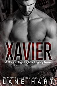 Xavier (Cocky Cage Fighter Legacy #1)