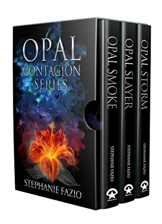 Opal Contagion (The Complete Series: Books 1-3)