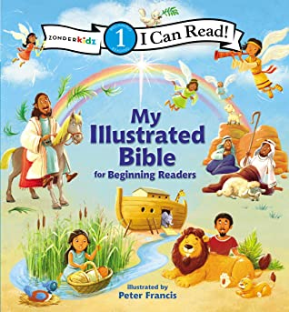 I Can Read My Illustrated Bible: for Beginning Readers, Level 1 (I Can Read!)