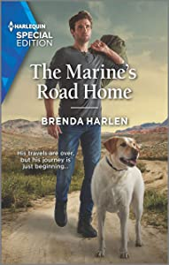 The Marine's Road Home (Match Made in Haven Book 8)