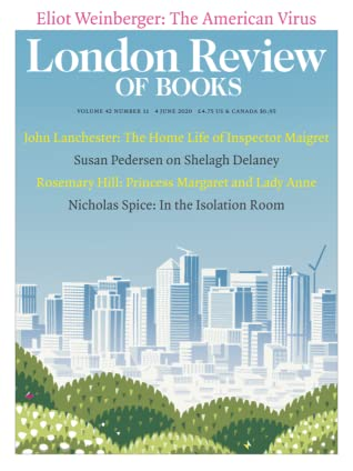 London Review of Books (vol. 42/11)