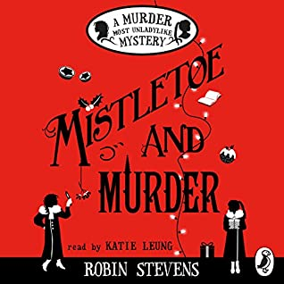 Mistletoe and Murder by Robbin Stevens