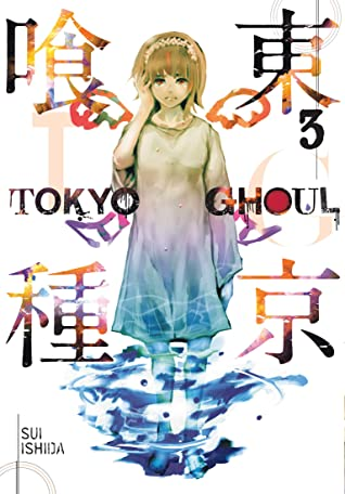 Ghoul: Tokyo Ghoul - Vol 3 - Great Graphic Novel Manga For Teens , Adults, Fan